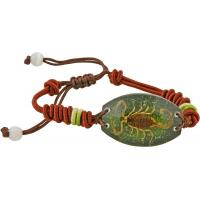 Buy cheap Real Insect Amber Bracelet (Resin Crafts, Gifts, Souvenir , Novelties, Gift Promotion) from wholesalers