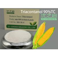 Buy cheap 1- Hydroxytriacontane Triacontyl Alcohol Synthetic Plant Growth Regulators Increase Yeild from wholesalers