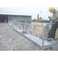 Buy cheap suspended rope platform/electric cradle/gondola platform/electric suspended scaffolds product