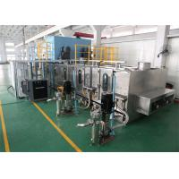 Buy cheap Bus Curved Glass Cleaning Equipment Bend Glass Washer Machine from wholesalers