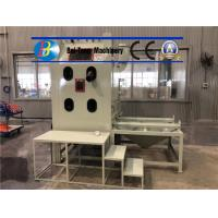 Buy cheap Siphon Recovery Type Industrial Sandblast Cabinet 7.5HP Min Air Compressor product