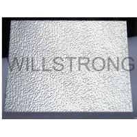 Buy cheap Stucco Embossed Color Coated Aluminum Coil Hot Rolled For Aluminum Curtain Wall from wholesalers