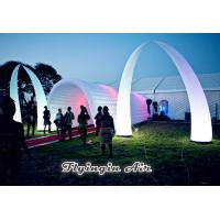 Buy cheap Giant 6m Height Inflatable Light Cone for Exhibition and Party from Wholesalers