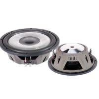 Buy cheap Silver 12 Competition Car Subwoofers Car Speakers With Heavy Duty Basket from wholesalers