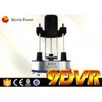 China Amusement Park 9d Standing Up Vr  Cinema From Movie Power  for Sales on sale