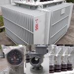 Buy cheap 1000kVA 10-0.4kV Oil Immersed Distribution Transformer , Power Oil Transformer from wholesalers