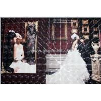 """Buy cheap 3D cateyes PVC cold lamination film size 25""""x50meters, for wedding photos, art photos, album cover from wholesalers"""