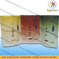 Buy cheap Bottom Gusset Tea Bags Packaging Printed With Logo For Loose Leaf Tea from wholesalers
