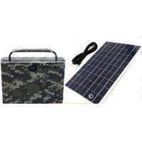 China Portable solar system DC Solar system 10W long lifetime Camouflage color on sale