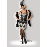 Buy cheap Halloween Women Costumes Charleston Cutie 1069 Wholesale from Manufacturer Directly from wholesalers