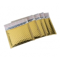 Buy cheap Golden pet aluminized film double bubble bag from wholesalers