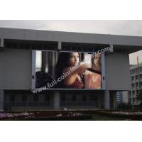 Buy cheap SMD3528 Black Commercial Led Screens Outdoor For Night Club / Stadium from wholesalers