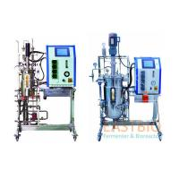 Buy cheap Automatic Control In Situ Sterilizable Fermenter Adjustable Speed AC Motor With Gear Box from wholesalers
