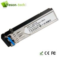 Buy cheap 1000base-LX SFP Compatible Cisco GLC-LH-SM SFP from wholesalers