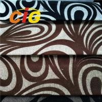 Buy cheap 100% Polyester Colorful Sofa Upholstery Fabric 1.4-1.6M Width SGS Approval product