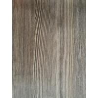 High Glossy 60GSM Decorative Laminate Paper , Clear Texture Resin Impregnated Paper