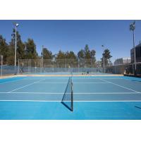 Buy cheap Basketball Sport Court Surface UV - Resistant With Strong Adhesives from wholesalers