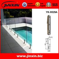 Buy cheap Swimming pool prefabricated steel fence metal spigot from wholesalers