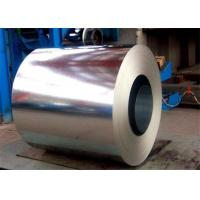 Buy cheap Z275 Hot Dipped Galvanized Steel Coil Automotive Parts Thickness 0.12mm - 5.0mm from wholesalers