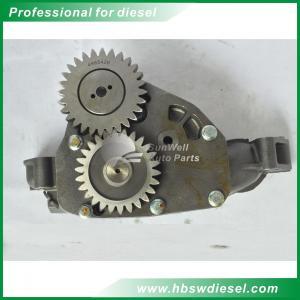 Buy cheap High Volume Diesel Engine Oil Pump 4955955 High Performance QSX15 Series product