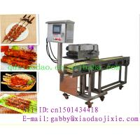 Buy cheap bamboo BBQ automatic skewer making machine     Skewers machine from wholesalers