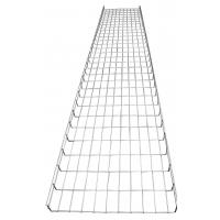 Buy cheap Straight wire perforated basket cable tray systems, 500*50mm, stainless steel 202 / 304 from wholesalers