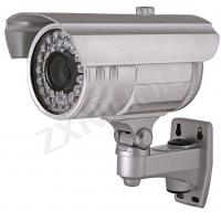 Buy cheap SONY, SHARP CCD CCTV IR Waterproof Cameras With Manual Zoom Len, 3-Axis Bracket from wholesalers