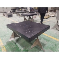Buy cheap High OEM Granite Flat Plate Test Benches Machine Base from wholesalers