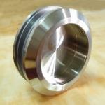 Buy cheap Diameter 58mm glass sliding door handle from wholesalers