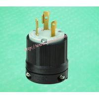 Buy cheap NEMA L6-30P 2P 3W Locking Receptacle from wholesalers