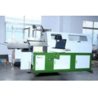 Buy cheap 4KW Carbon Steel Wire Bending Equipment , High Speed Steel Rod Bending Machine from wholesalers