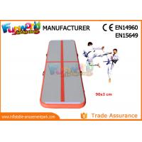 Buy cheap 6x2x0.2m Drop Stitch Inflatable Prix Air Track With Digital Printing from wholesalers