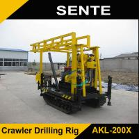 Buy cheap Crawler type AKL-200Y core sample drilling rig from wholesalers