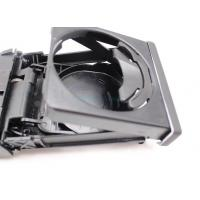 ISO 9001 Certification Car Parts Mold Black Front Dash Cup Holder +/ - 0.005 mm Tolerance