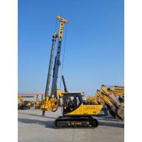 Hydraulic Rotary Borehole Drilling Rig KR125A , Rotary Piling Rig