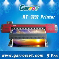 Buy cheap digital vinyl printer 3.2m pvc flex banner printer machine with dx7 head from wholesalers