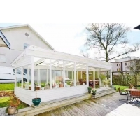 Buy cheap Outdoor Aluminum Green House Easy Assembly Sunroom from wholesalers