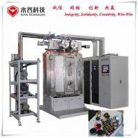 Buy cheap Rainbow Color PVD Coating Equipment , Arc Ion PVD Coating System For Tools / Metal Parts from wholesalers