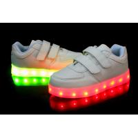 Buy cheap OEM USB Charge Children Kids Casual Shoes for Boys from wholesalers