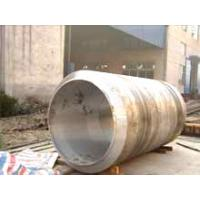 Quality Heavy Special Steel Forgings Tube , Petroleum Machinery Forged Rings for sale