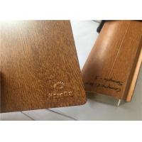 Buy cheap No Pollution Wood Grain Powder Coating , Sublimation Wood Textured Powder Coat from wholesalers