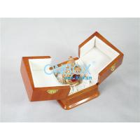 Buy cheap SAP51167 Solid Wooden Perfume Box In High Gloss Painting from wholesalers