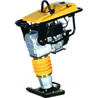 Buy cheap Construction Rammer Upright Rammer Compactor Gasoline Engine Honda GX120 from wholesalers