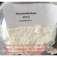 Buy cheap Oxymetholone Bodybuilding Supplements Steroids Raw Steroid Powders CAS 434-07-1 from wholesalers