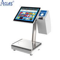 Touch Screen POS Scale,PC POS Scale,Touch Scale,Retail Scale,Electronic Balance