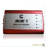 Buy cheap Cummins Inline 5 Data Link Adapter Heavy Duty Truck Diagnostic Scanner from wholesalers