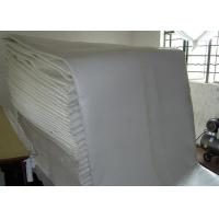 Buy cheap Needle Punched Polyester Filter Fabric , Industrial Filter Fabrics Good Air Permeability from wholesalers