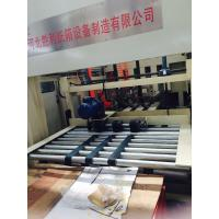 Buy cheap High Speed Carton Folder Gluer Machine With High Working Efficiency from wholesalers
