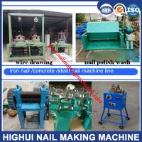 China Automatic Nail Making Machine to Make Nails/Wire Steel Iron Nail Machine made in china ,xing tai on sale