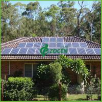 Buy cheap Polycrystalline Grid Tied Solar Power System from wholesalers